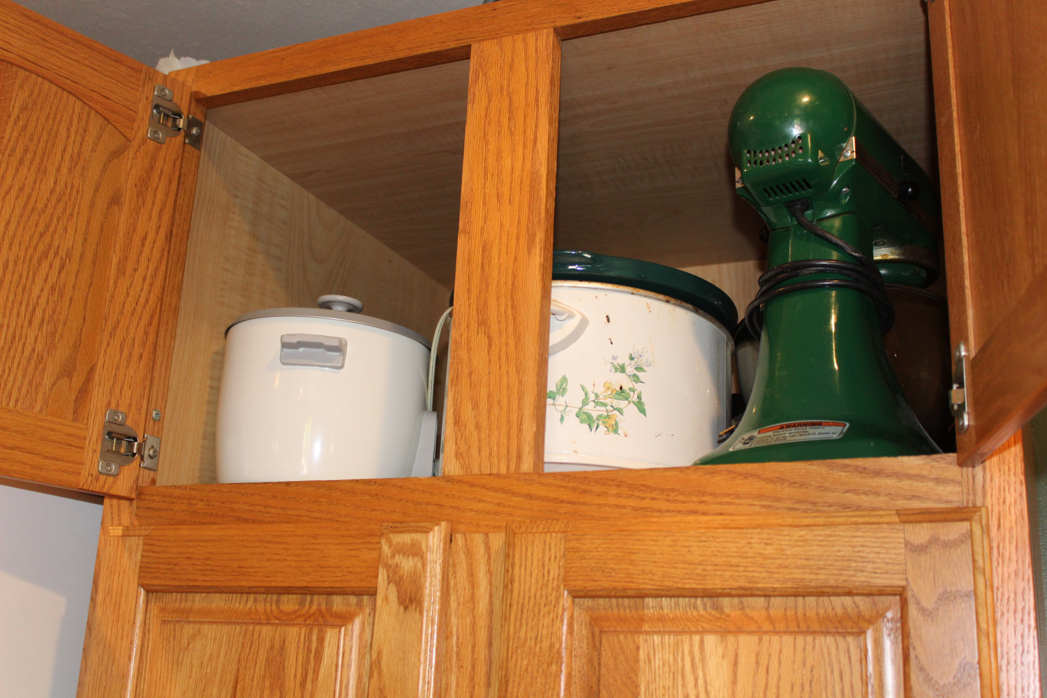 Storage Ideas For Your Small Appliances And Kitchen Gadgets Declutter In Minutes