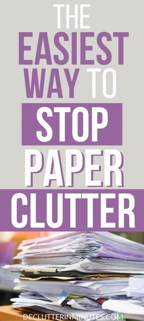 How to stop the paper clutter for good. The secret to planning out a week of success. How to make a killer to do list. Never forget a birthday again. Stop the paper clutter with this one tip. #productivity #todolist #todolistmethods