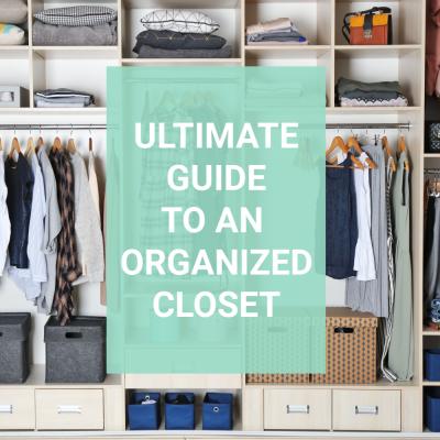 Best Way to Organize a Closet