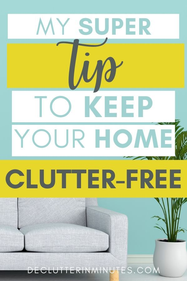 How to make decluttering easier with a decluttering plan. A step by step guide to declutter your home. How to declutter a room when you are stuck. Start decluttering with a plan. A decluttering system that will help you clean out the clutter in your home and organize it so it stays neat and tidy. #clutterplan #declutteringplan #declutterinminutesplanner #declutterinminutes