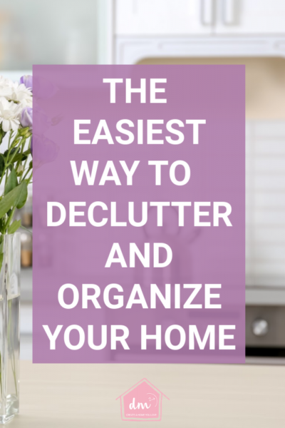 Do you have too much clutter and not enough time to deal with it? All you need are baby steps. Things you can do in a few minutes each day. Daily decluttering and organizing tasks that can be done no matter how busy your schedule is. Now you can remove the clutter and organize your home without overwhelm. Get your month FREE of my decluttering and organizing calendar and create a home you love. #organizingcalendar #declutteringcalendar #declutterinminutes