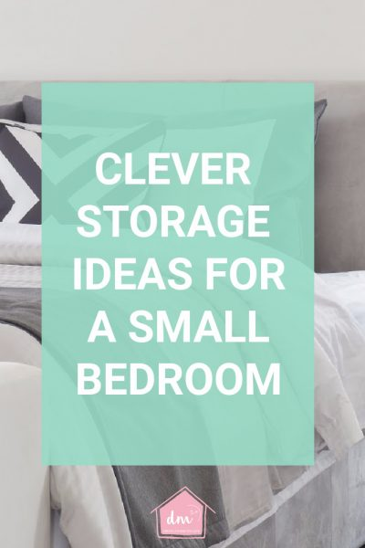 hidden bedroom storage