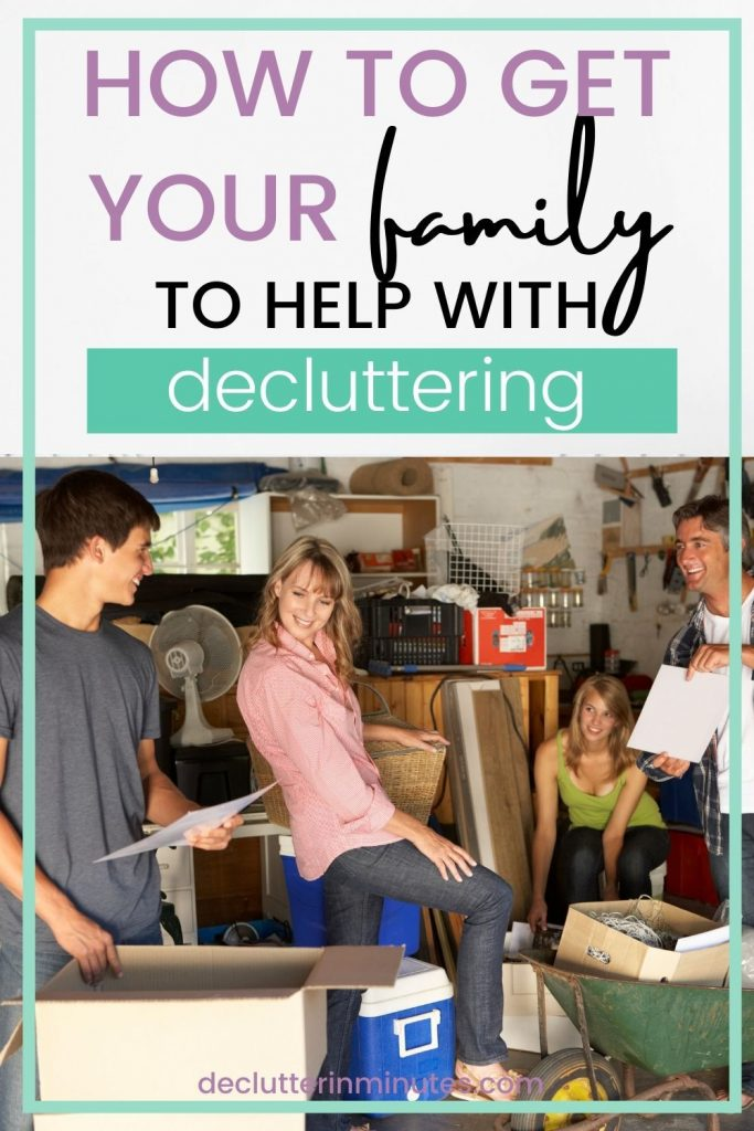 Clutter problems and an easy way to solve them. How to deal with clutter spots in your home. How to help your family keep things put away. Keep toys, laundry, and paper clutter from taking over your home with these clutter stopping tips. The easy way to keep a home clutter-free. #declutter #cluttertips #clutterproblems #clutterhotspots #clutter #declutterinminutes
