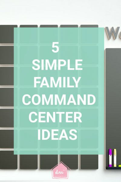 5 Genius command center storage ideas you can setup today