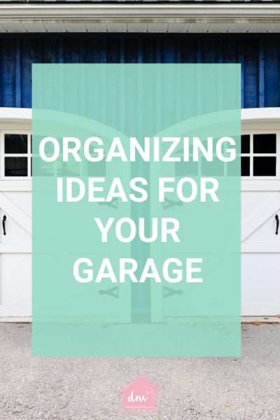 How to organize your garage and turn it into another room for your home