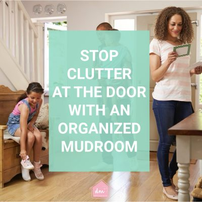 Mudroom Storage Plans